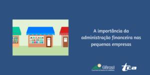 A importância da administração financeira nas pequenas empresas